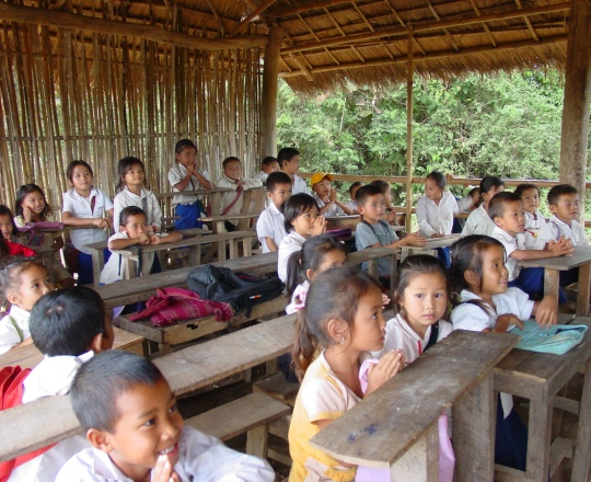 Ban Faen School Appeal : LVCF : Laotian Village Community Fund : Redspokes