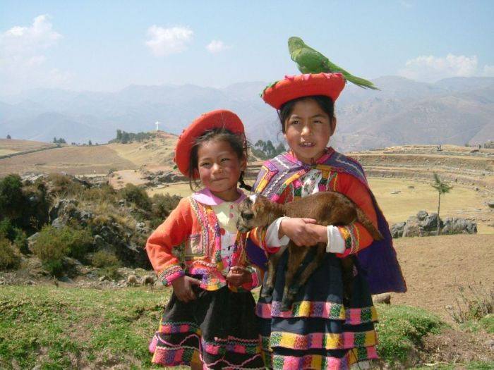 Peru School Center : LVCF : Laotian Village Community Fund : Redspokes