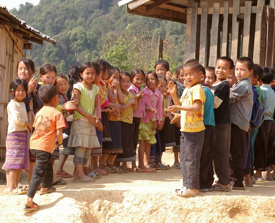 Red Spokes LVCF (Laotian Village Community Fund) : Donate now